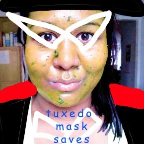 TUXEDO MASK?!