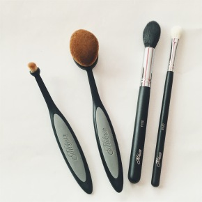 A Brush with Mikasa: Mikasa Beauty Review